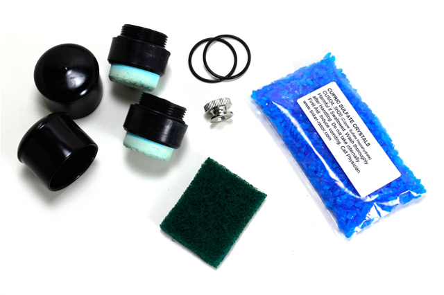 Portable Copper-Copper / Sulfate Reference Electrodes. Model 2A ...